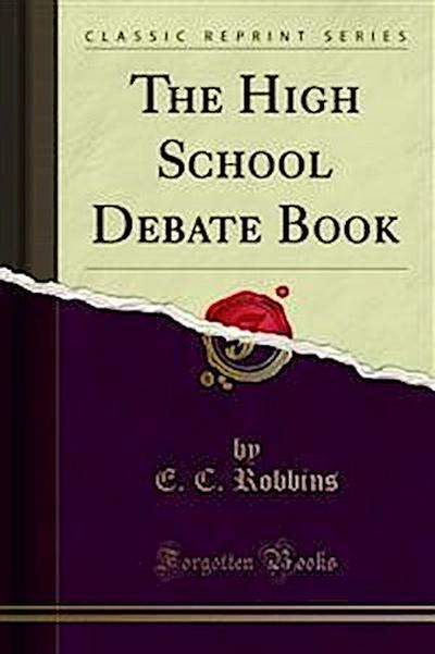 The High School Debate Book