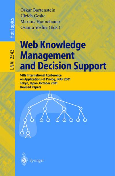 Web Knowledge Management and Decision Support