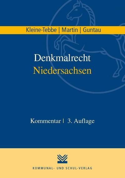 Denkmalrecht Niedersachsen