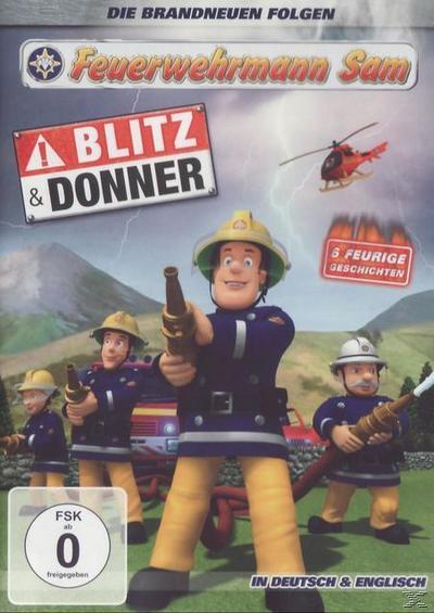 Feuerwehrmann Sam – Blitz und Donner