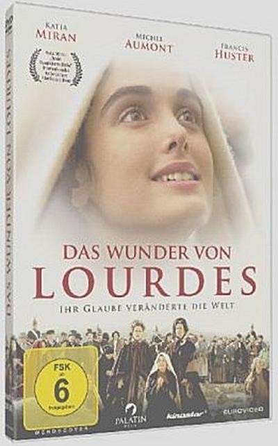 Wunder von Lourdes, 1 DVD