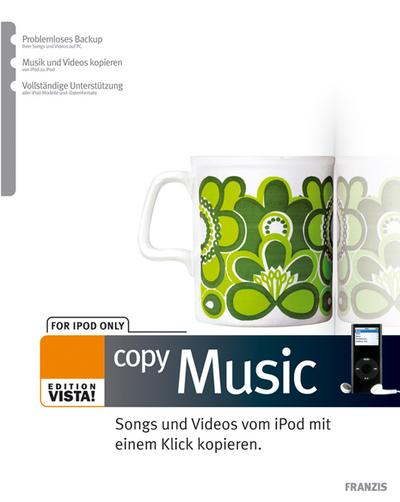 copyMusic, CD-ROM