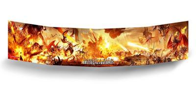 Dungeons & Dragons, Dungeon Master's Screen - Baldur's Gate, Abstieg nach Avernus