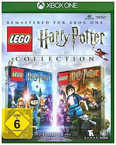 LEGO Harry Potter Collection, PS4-Blu-ray Disc