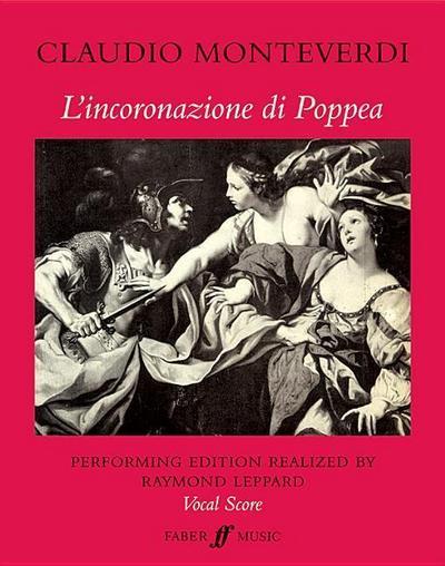 Poppea: Vocal Score