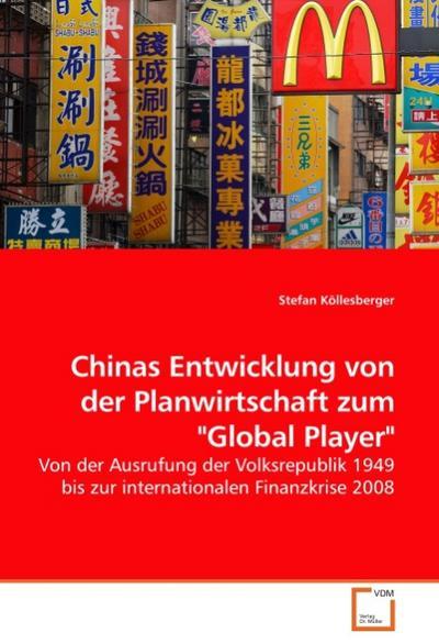 Chinas Entwicklung von der Planwirtschaft zum