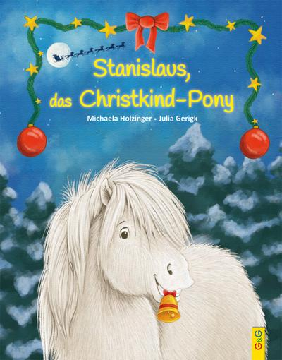 Stanislaus, das Christkind-Pony