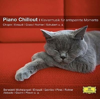 Piano Chillout, 1 Audio-CD
