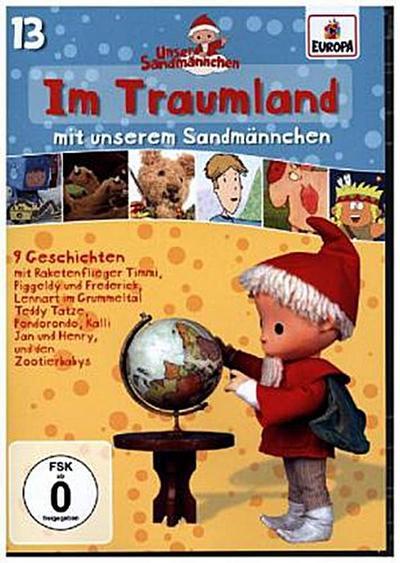 13/Im Traumland mit unserem Sandmännchen