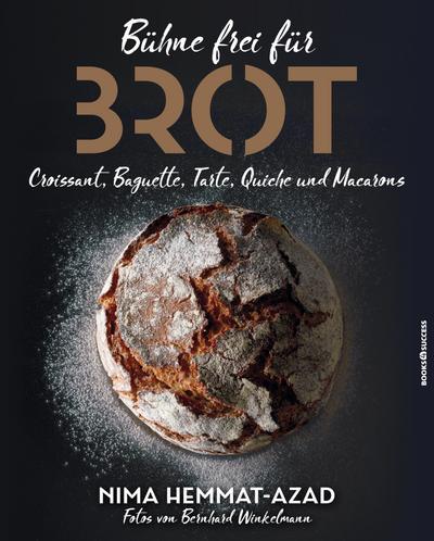 Bühne frei für Brot, Croissant, Baguette, Tarte, Quiche und Macarons