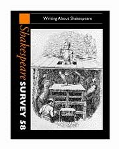 Shakespeare Survey: Writing about Shakespeare
