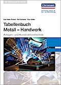 Tabellenbuch Metall - Handwerk