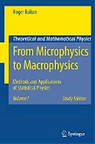 From Microphysics to Macrophysics 1 | Roger Balian |  9783540454694