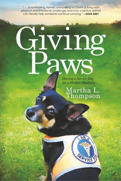 Giving Paws: Having a Service Dog for a Hidden Disability