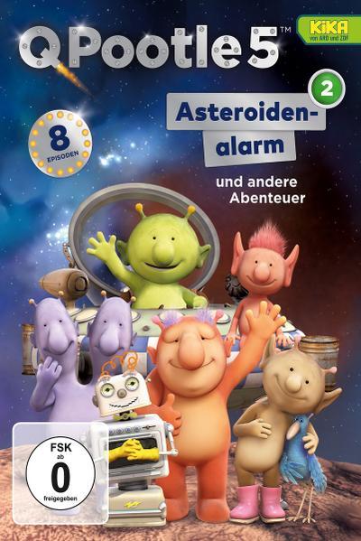 Q Pootle 5 02. Asteroidenalarm
