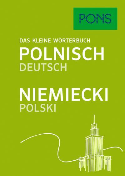 PONS Das kleine Wörterbuch Polnisch