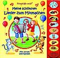 Meine schönsten Lieder zum Mitmachen - 8-Button-Soundbuch - interaktives Bilderbuch mit 8 beliebten Kinderliedern zum Mitsingen