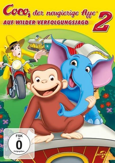 Coco, der neugierige Affe 2 - Auf wilder Verfolgungsjagd