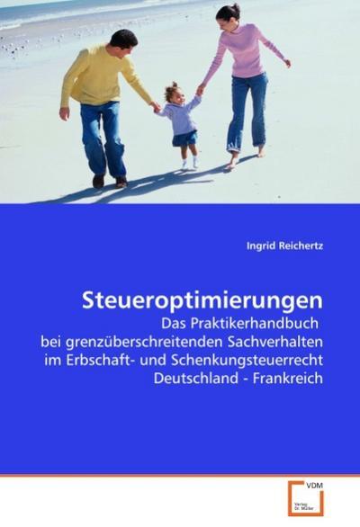 Steueroptimierungen - Ingrid Reichertz