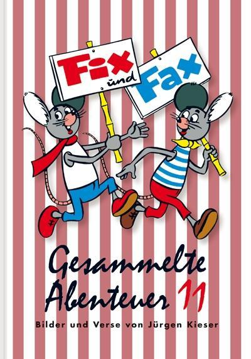 Fix und Fax 11, Jürgen Kieser
