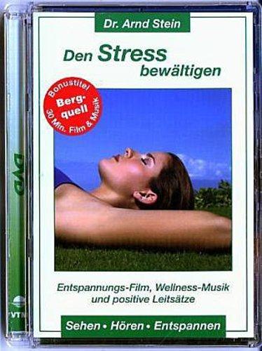 Den Stress bewältigen. DVD-Video Arnd Stein