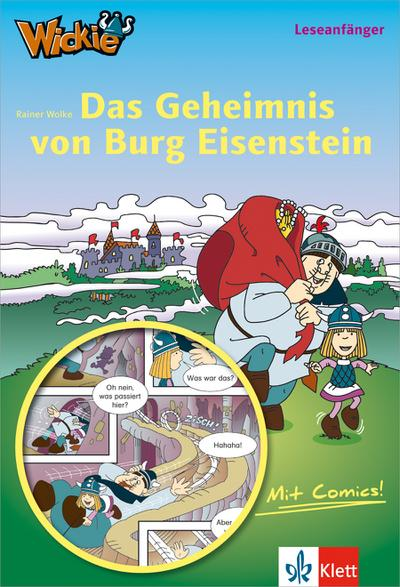 Wickie und die starken Männer: Das Geheimnis von Burg Eisenstein: Lesen lernen  mit Comics - Leseanfänger ab 6 Jahren