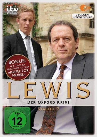 Lewis - Der Oxford Krimi. Staffel 7