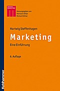Marketing: Eine Einführung (Kohlhammer Edition Marketing)