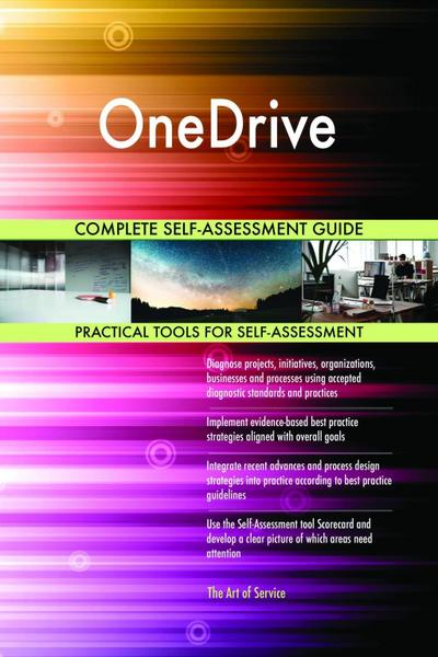 OneDrive Complete Self-Assessment Guide