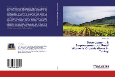 Development & Empowerment of Rural Women's Organizations in Turkey