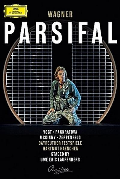 Parsifal, 2 DVDs