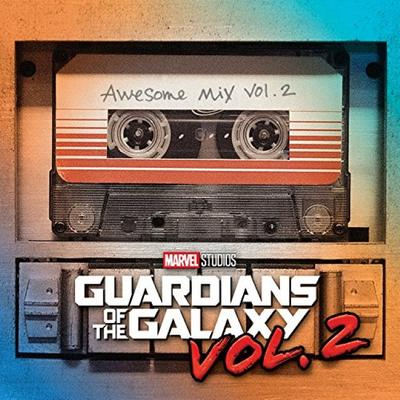 Guardians Of The Galaxy: Awesome Mix Vol.2