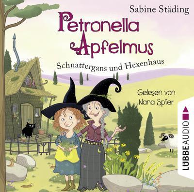 Petronella Apfelmus-Schnattergans Und Hexenhaus