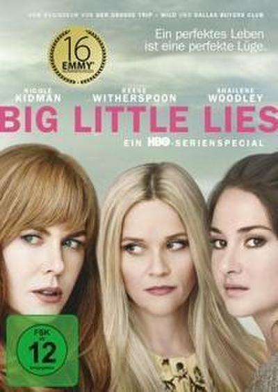 Big Little Lies, 3 DVDs