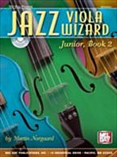 Jazz Viola Wizard Junior, Book 2