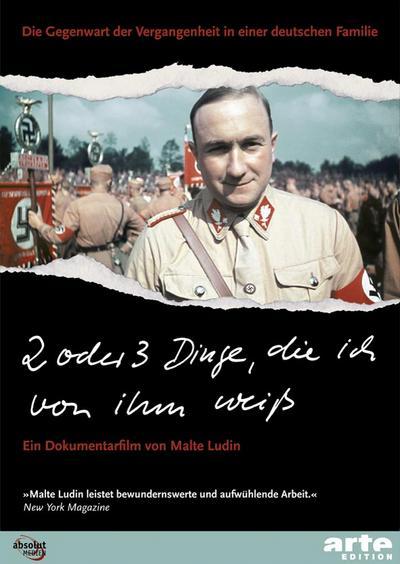 2 oder 3 Dinge, die ich von ihm weiß, 1 DVD (deutsche u. französische Version)