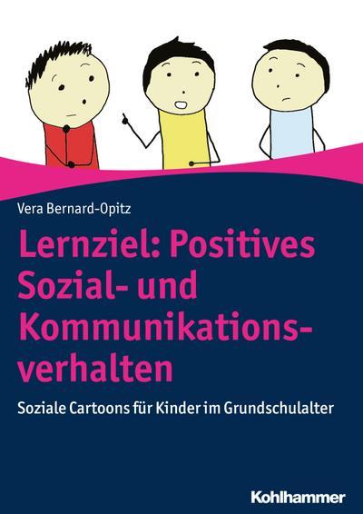 Lernziel: Positives Sozial- und Kommunikationsverhalten: Soziale Cartoons für Kinder im Grundschulalter