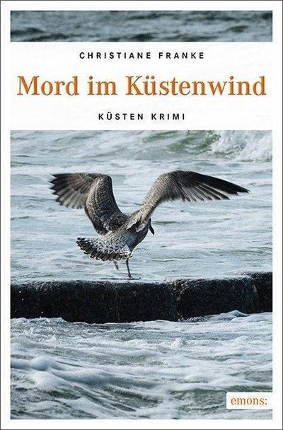 Mord im Küstenwind; Küsten Krimi; Oda Wagner, Christine Cordes; Deutsch