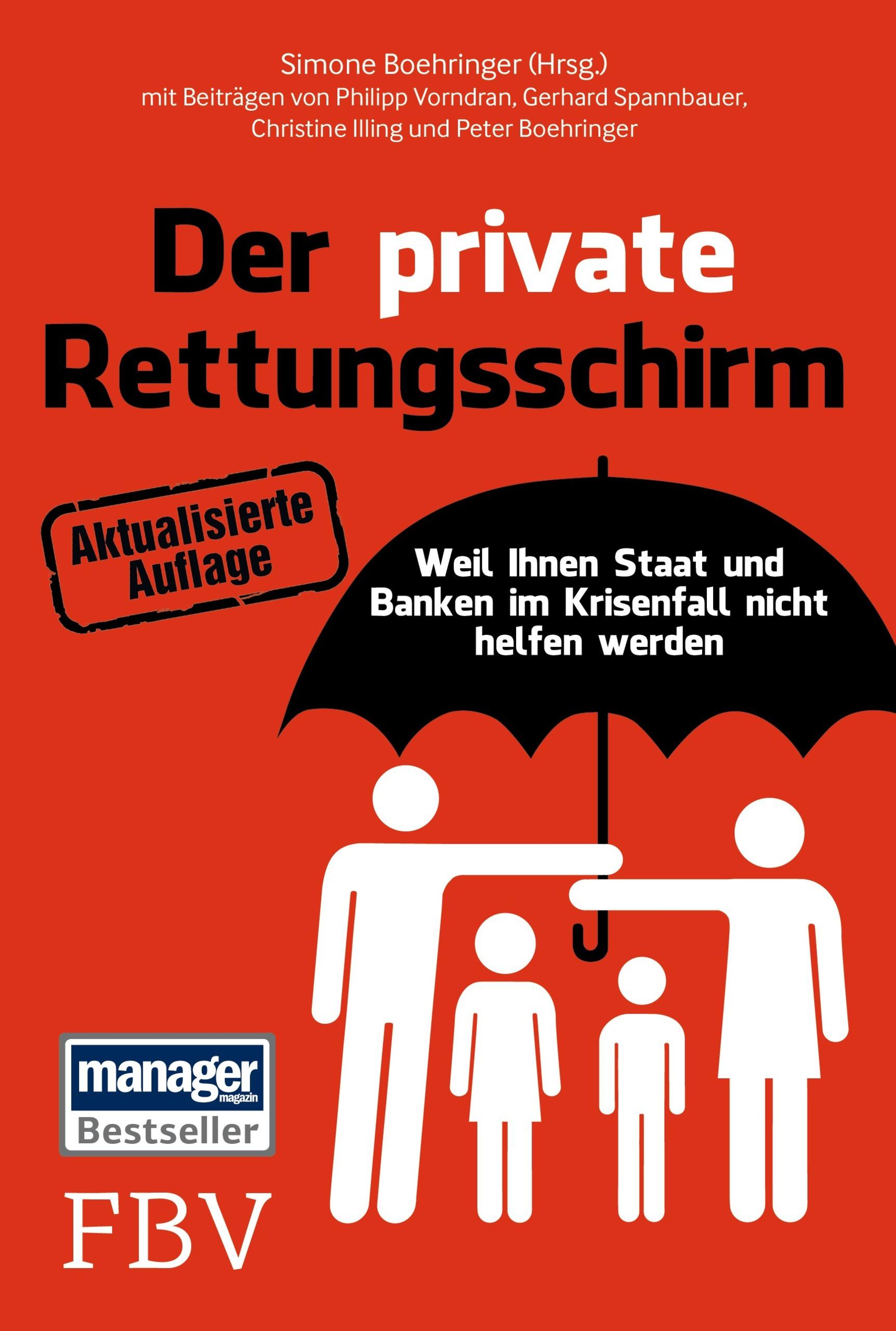 Der private Rettungsschirm Peter Boehringer