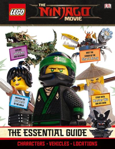 The Lego(r) Ninjago(r) Movie the Essential Guide