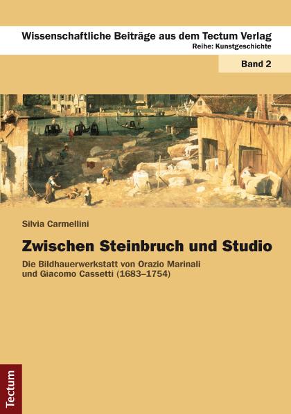 Zwischen Steinbruch und Studio Silvia Carmellini