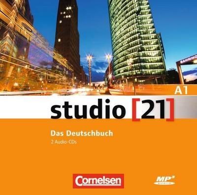 studio 21 Grundstufe A1: Gesamtband Kursraum Audio-CDs