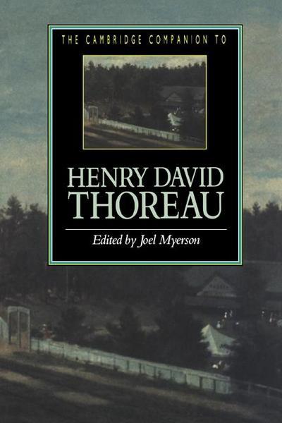 Cambridge Companion to Henry David Thoreau