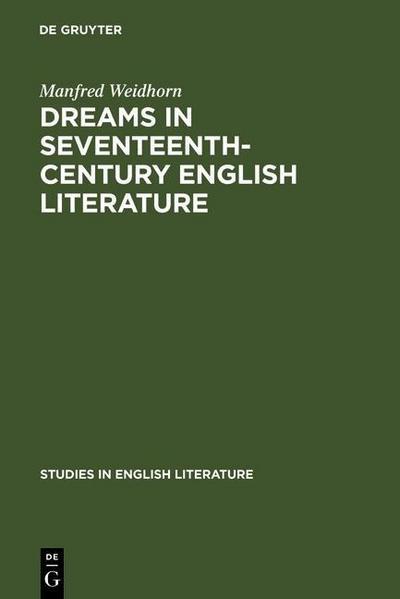 Dreams in seventeenth-century English literature