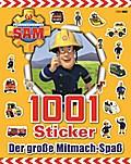 Feuerwehrmann Sam: 1001 Sticker