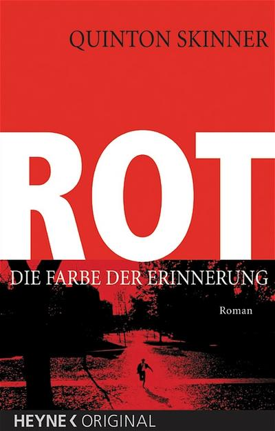 ROT - Die Farbe der Erinnerung.