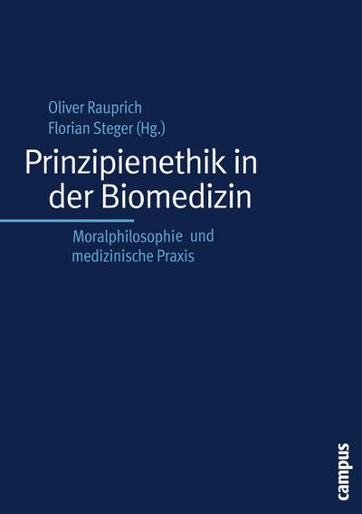 Prinzipienethik in der Biomedizin
