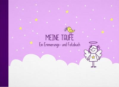 Meine Taufe: Ein Erinnerungs- und Fotobuch für Mädchen - Dabelino - Broschüre, Deutsch, Miriam Frömel-Scheumann, Ein Erinnerungs- und Fotobuch, Ein Erinnerungs- und Fotobuch