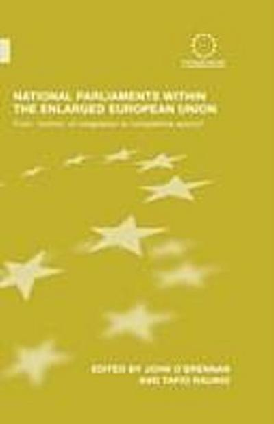 National Parliaments within the Enlarged European Union