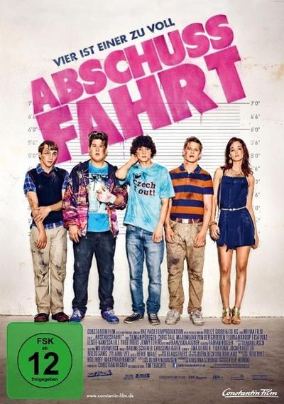 Abschussfahrt, 1 DVD